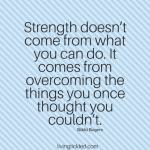 Strength doesn't come from what you can do. It comes from overcoming the things you once thought you couldn't-min