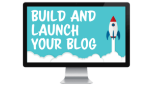 Build and Launch Your Blog Course by Create and Go - Small