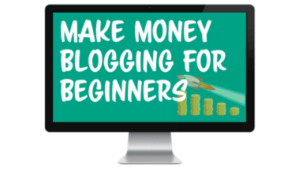 Make Money Blogging for Beginners by Create and Go - Small