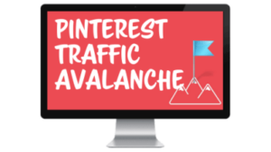 Pinterest Traffic Avalanche by Create and Go - Small