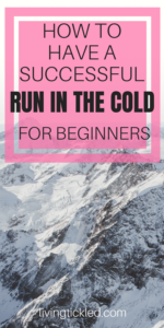 Running in the Cold for Beginners