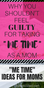Why you shouldn't feel guilty for taking _me time_ as a Mom