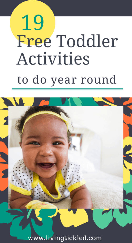 19 free toddler activities