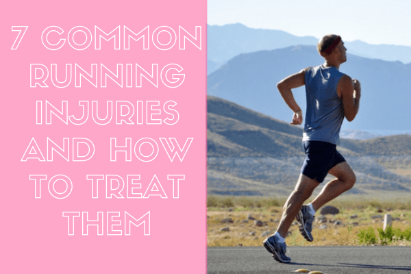 7 Common Running Injuries and How to Treat Them-min