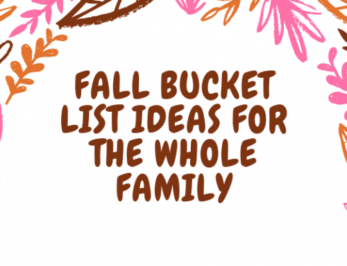 Fall Bucket List Ideas for the Whole Family