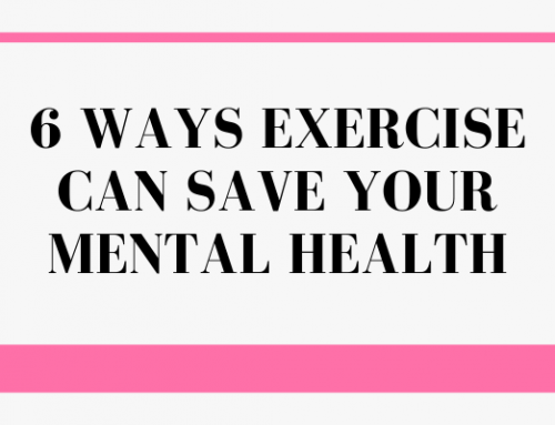 6 Ways Exercise Can Save Your Mental Health