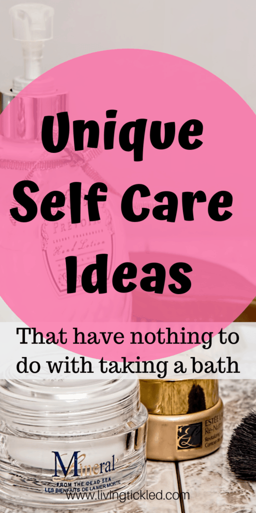 Unique Self Care Ideas-min