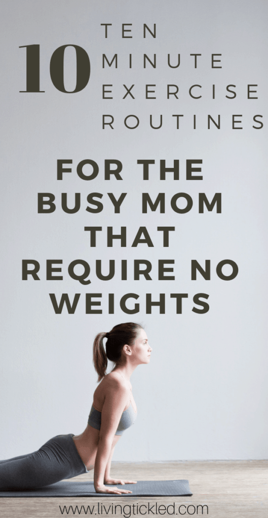 10 minute exercise routines for the busy mom-min