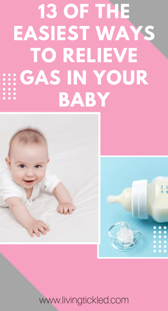 13 of the Easiest Ways to Relieve Gas in Your Baby (1)-min