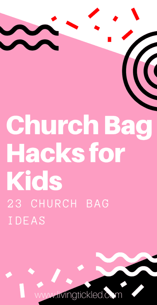 Church Bag Hacks for Kids-min