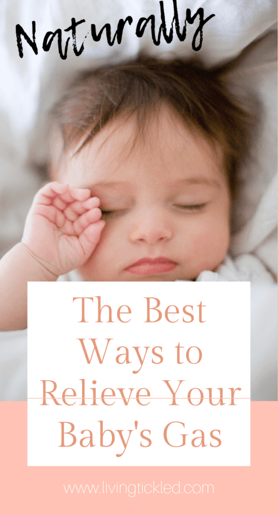 The Best Ways to Relieve Your Baby's Gas-min