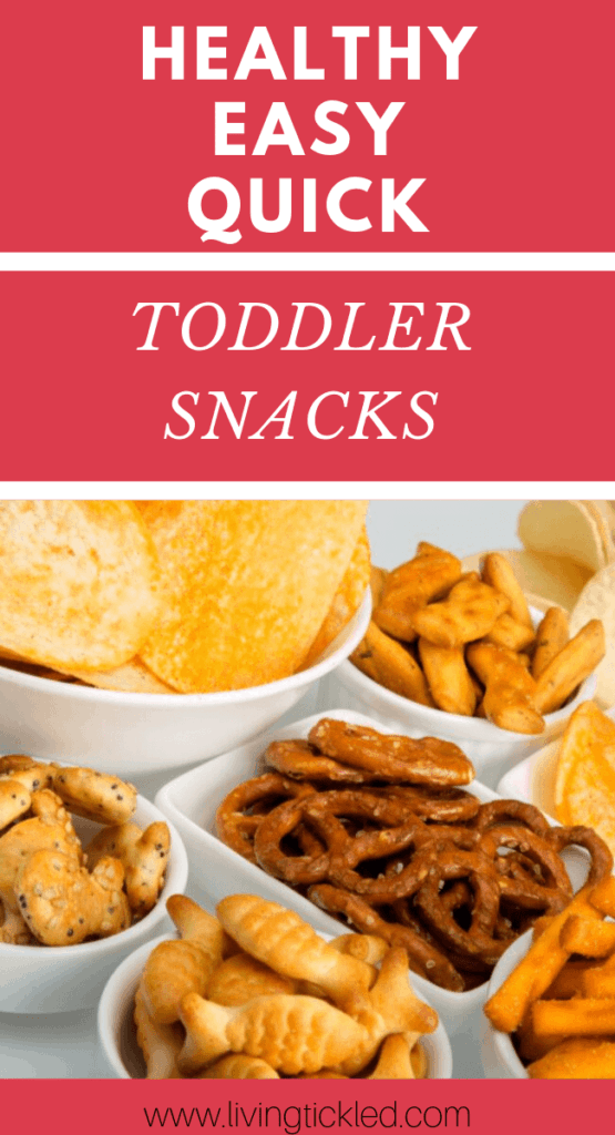 Healthy, easy, and quick toddler snacks-min