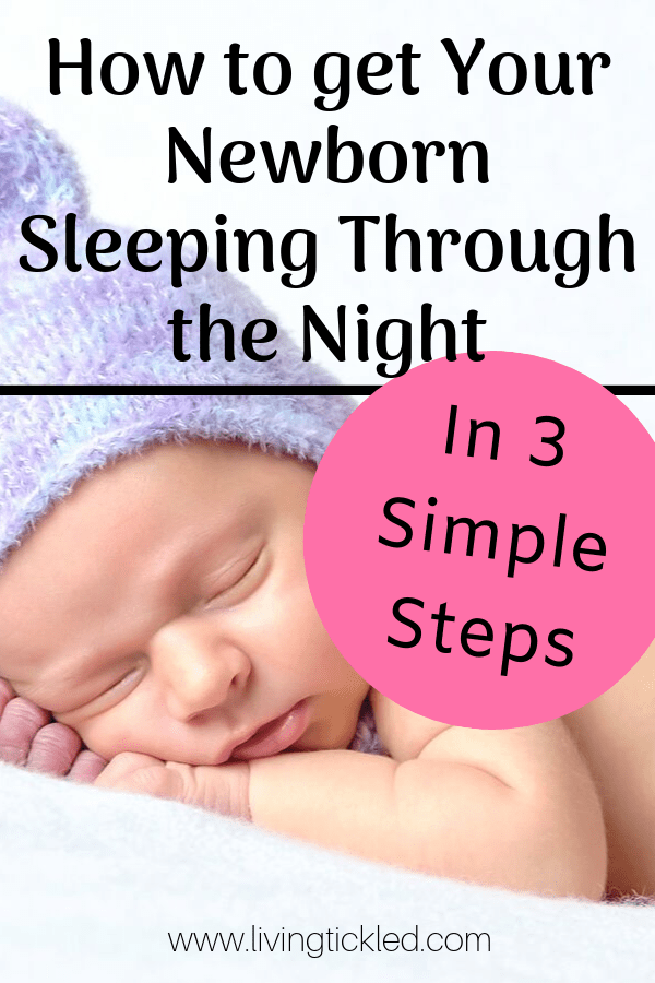 Newborn Sleeping Through Night-min
