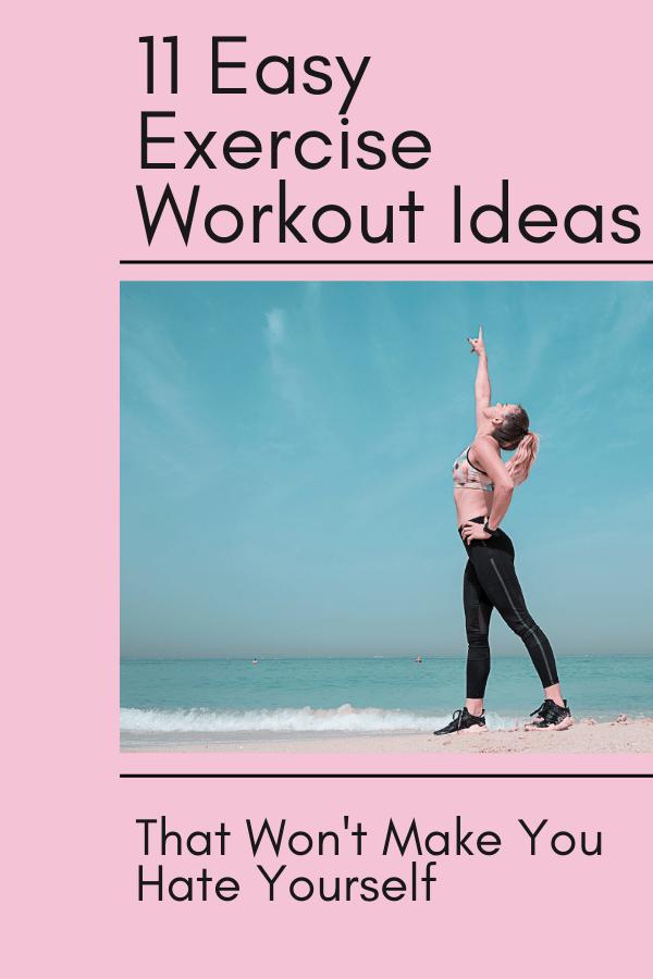 11 Easy Exercise Workout Ideas-min