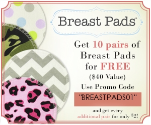 Free breastpads
