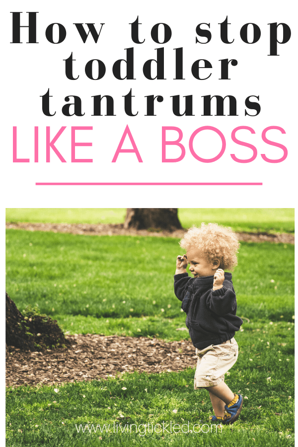 How to stop toddler tantrums-min